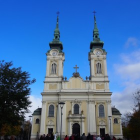 Kostel Paní Marie Královny