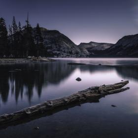 Tenaya Lake | Tioga Pass, Yosemite