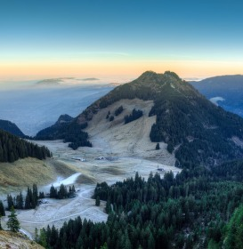 Staufenspitze, Austria.