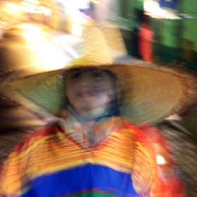Mexičanka na Stodolní