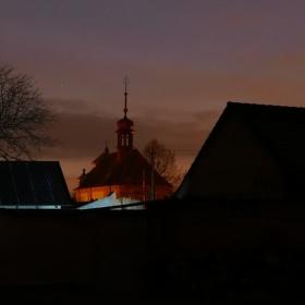 Po setmění