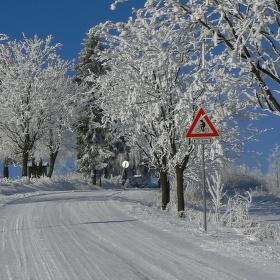 Pozor na cyklisty 3 km