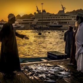 Ománský trhovci