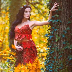 Královna podzimu