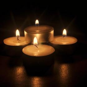 Zátiší: 4. svíčka adventního kalendáře
