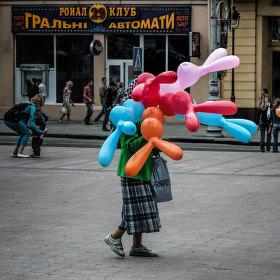 Obrázky z Ukrajiny 1