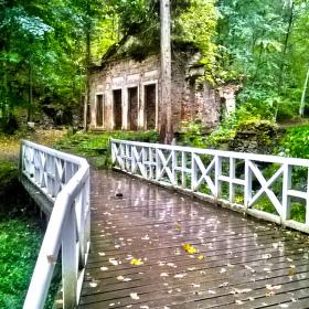Dům za mostkem