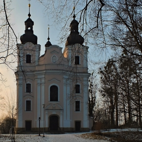 kostel Prozřetelnosti Boží v Šenově