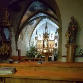 Kostel sv. Mikuláše Sebranice