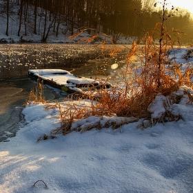 Zamrzlá loďka