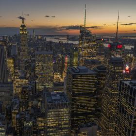 New York z Rockefeller Centre