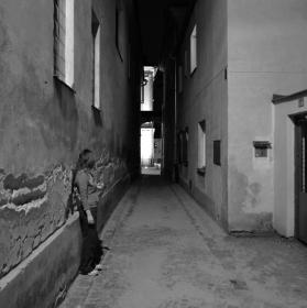 tajemná ulička