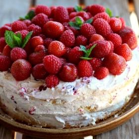 Letní dort.