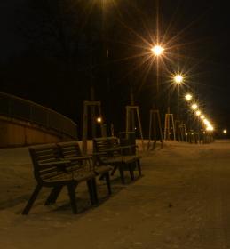 Noční procházka Olomoucí