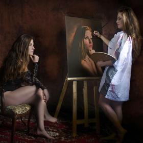 Půvab a umění