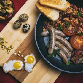 Snídaně po anglicku