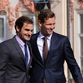 Roger a Tomáš