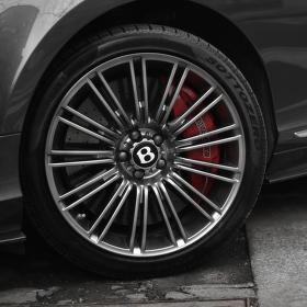 Bentley GT Continental Speed