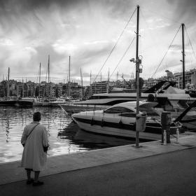 Stmívání v Pireu