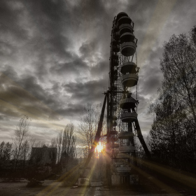 Soumrak v Pripyati