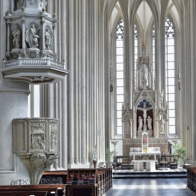 Kazatelna u sv.Jakuba - Brno
