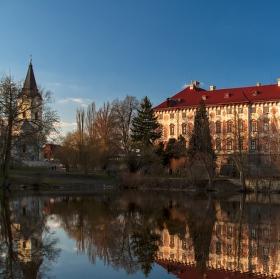 Libochovický zámek