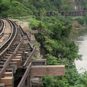 železnice smrti .....Thajsko