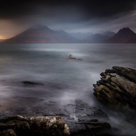 Soumrak nad Soay | Isle of Skye