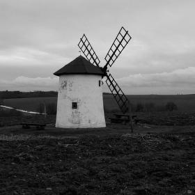 Balerův větrný mlýn