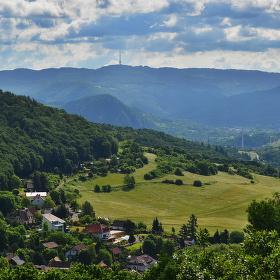 TV vysílač Buková hora