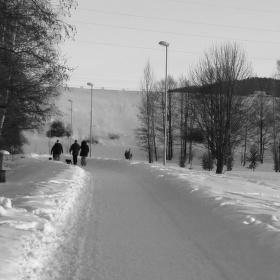 Zimní Areál