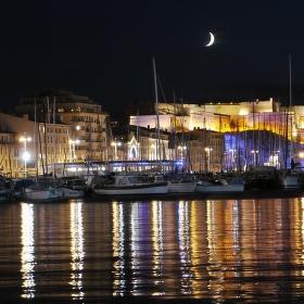 Přístav v Marseille