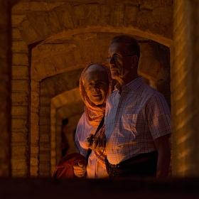 život v Isfahánu