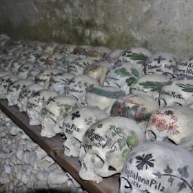 Hřbitovní depozit