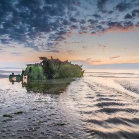 Baltray Shipwreck