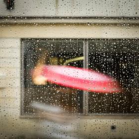 Jen kapky deště...