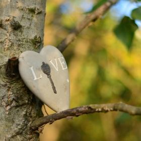 Klíč k lásce...