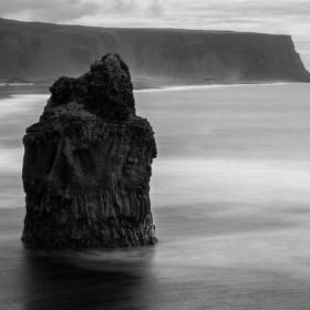 Černá perla Islandu