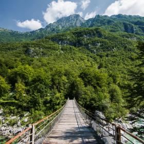 Most do přírody