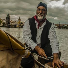 Chorvatský rybář