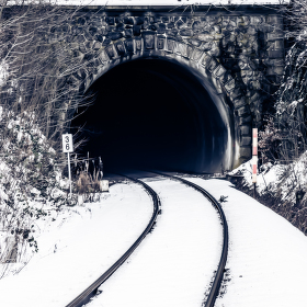 Zimní tunel