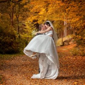 Podzimní svatební