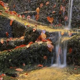 vodopádky u Satiny