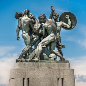 Pomník dvou světových válek