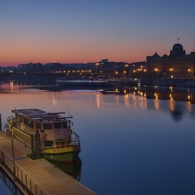 Pražské svítání