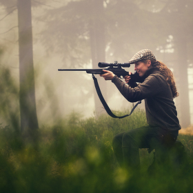 Isabella na lovu