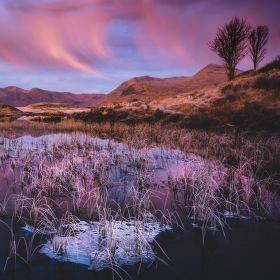 První jinovatka | Loch Ba