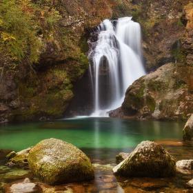 Vodopád Šum