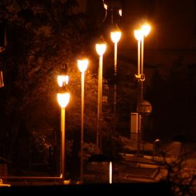 ...sedm světýlek k cíli...