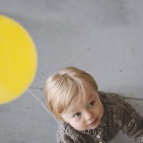Balónky!